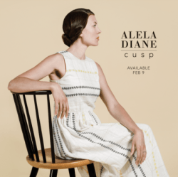 Alela Diane, album Cusp (couverture)