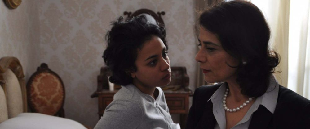 """""""Corps étranger"""", film de Raja Amari avec Hiam Abbas, Sara Hanachi, Salim Kechiouche"""