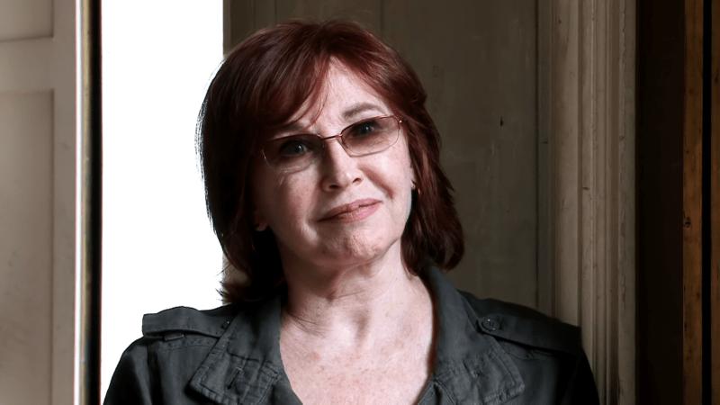 "Marlène Jobert dans ""Blanche Rhapsodie"" de Claire Ruppli"