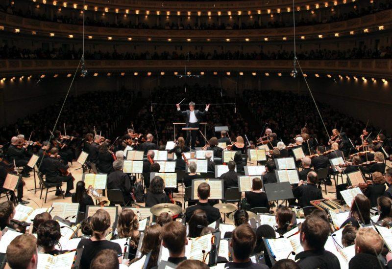 La nouvelle saison très politique de l'Orchestre philharmonique de New York