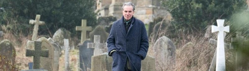 """Phantom Thread"", film de Paul Thomas Anderson, avec Daniel Day-Lewis, Vicky Krieps, Lesley Manville"