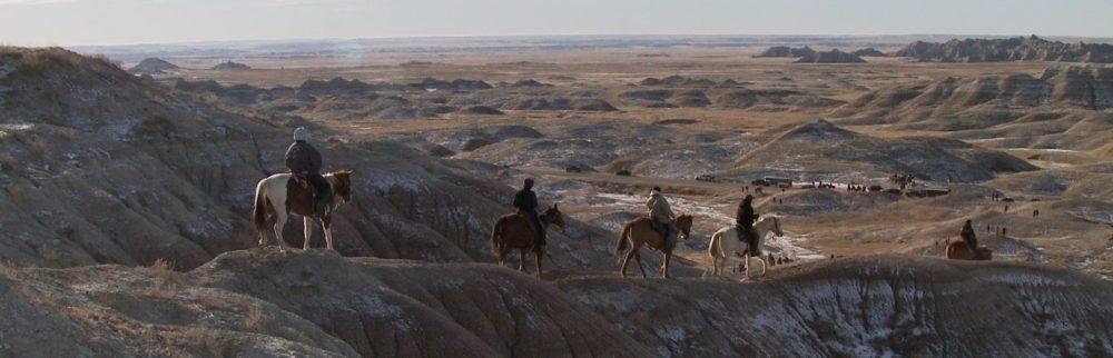 """""""The Ride"""", film documentaire sur les Sioux de Stéphanie Gillard"""