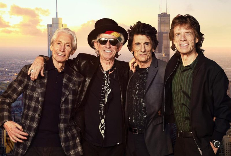 Les Stones vont reprendre leur tournée en Europe avec une escale à Marseille