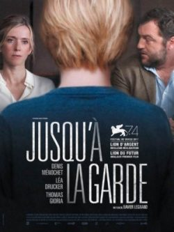 "Xavier Legrand, ""Jusqu'à la garde"", avec Léa Drucker et Denis Menochet"