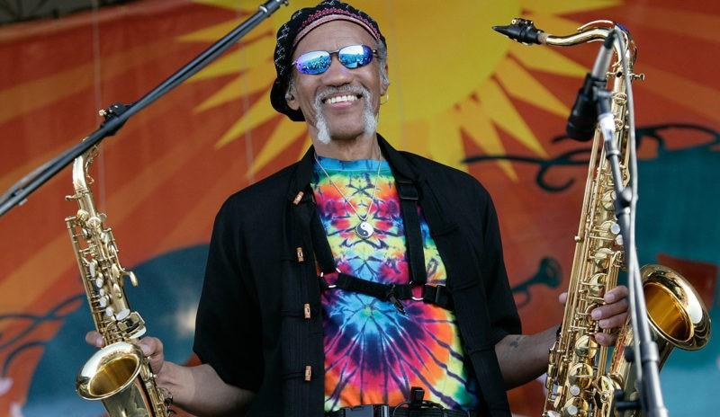 RIP. Charles, le saxophoniste des Neville Brothers, est mort