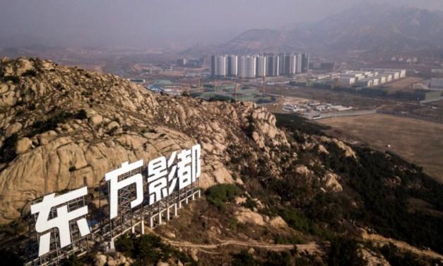 Cinéma : la Chine a désormais son Hollywood