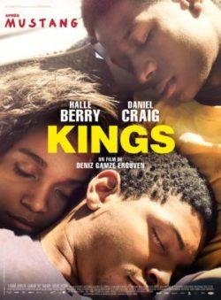 Deniz Gamze Ergüven, Kings, avec Halle Berry et Daniel Craig (affiche)