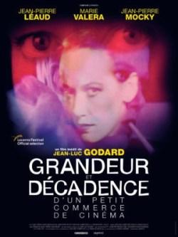 Jean-Luc Godard, Grandeur et décadence d'un petit commerce de cinéma (affiche)