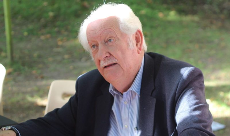 RIP. Pierre Bellemare, grande figure de l'audiovisuel