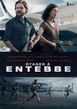 José Padilha, Otages à Entebbe (affiche)