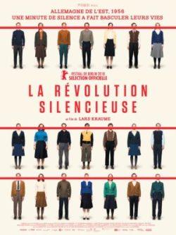 Lars Kraume, La Révolution silencieuse (affiche)