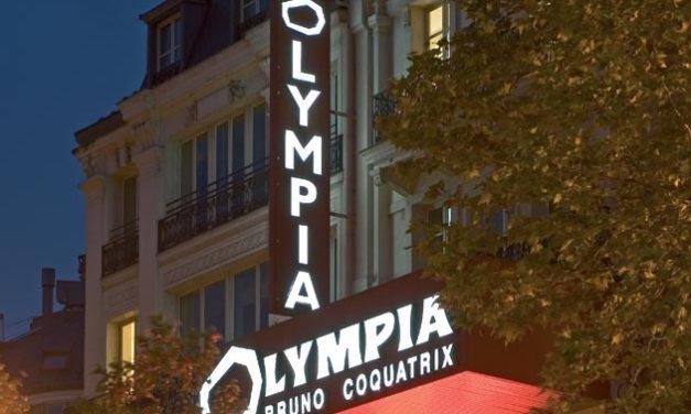 RIP. Mort de Paulette Coquatrix, ancienne propriétaire de l'Olympia