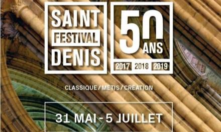 Saint-Denis, royaume de la musique