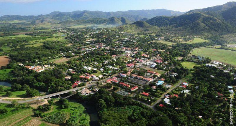 Gérard Darmon en soutien à un petit festival de cinéma en Nouvelle-Calédonie