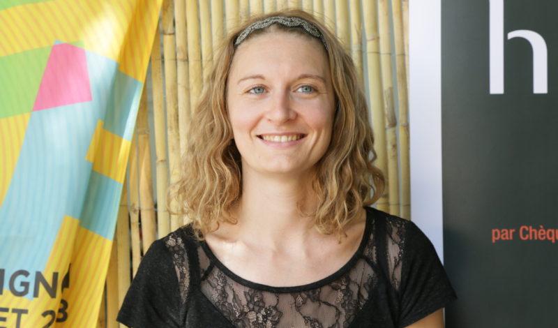 Marion Folliasson, l'âme d'Avignon Off