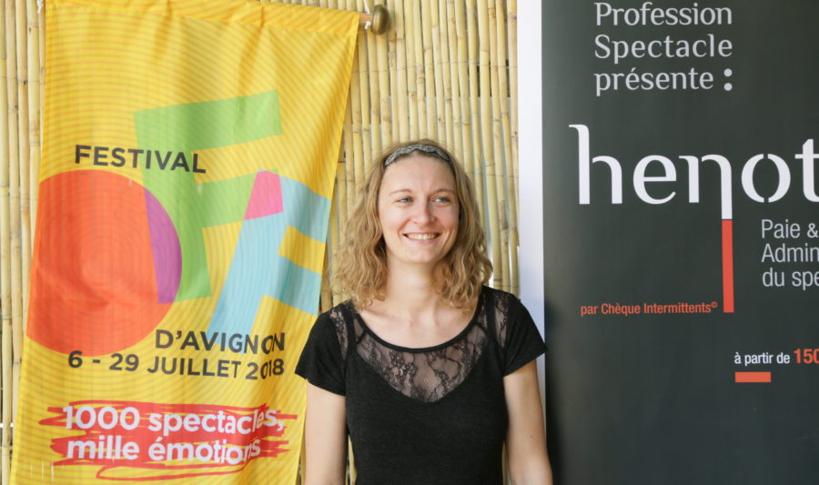 Marion Folliasson Avignon Festival & Compagnies AF&C