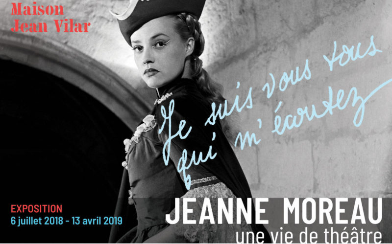 Avignon 2018 – La grande Jeanne Moreau en reine de la Maison Jean-Vilar