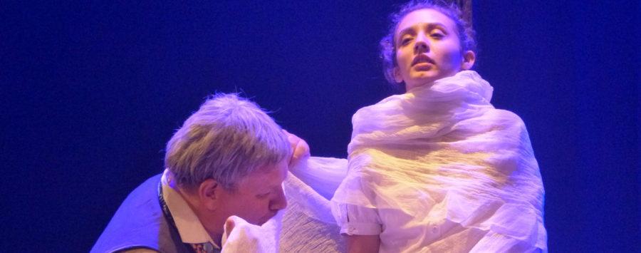 L'École des Femmes de Molière, mise en scène Gilles Droulez, Cie Les Affamés