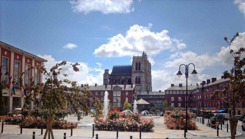 La ville d'Abbeville recrute un médiateur culturel (f/h)