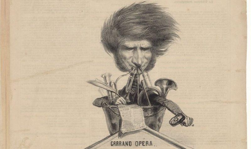 10 septembre 1838 : Hector Berlioz et le naufrage de «Malvenuto Cellini»