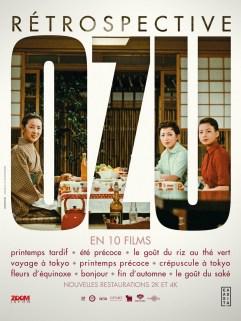 Le Goût du riz au thé vert affiche