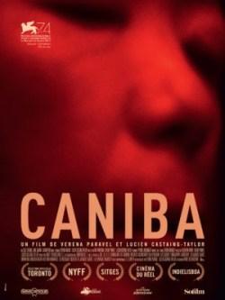 Verena Paravel et Lucien Castaing-Taylor, Caniba, avec Issei Sagawa, film affiche