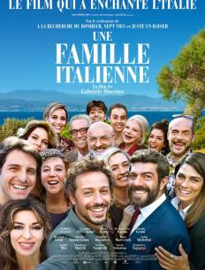 affiche film une famille italienne