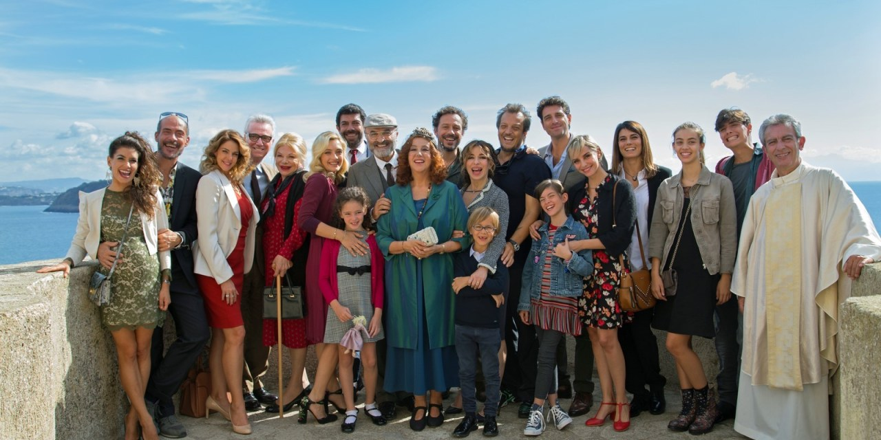 Une famille italienne : retour à Ischia