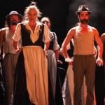 «Vive la vie»: l'impressionnante fresque valaisanne qui allie théâtre, musique et danse