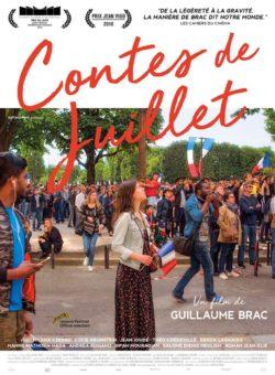 Guillaume Brac, Contes de juillet, affiche