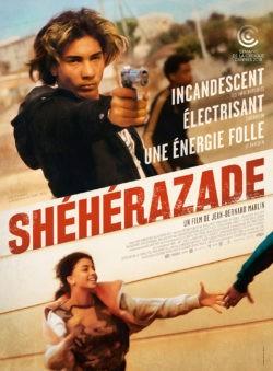 Jean-Bernard Marlin, Shéhérazade, avec Dylan Robert et Kenza Fortas, affiche film