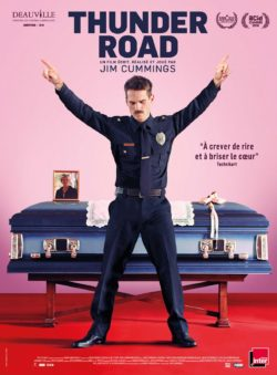 Jim Cummings, Thunder road, film affiche