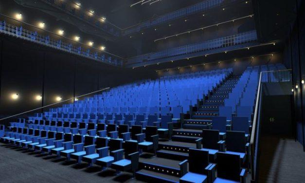La Scala-Paris, nouvelle scène ultramoderne, a levé le rideau