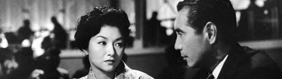 Mikio Naruse, Quand une femme monte l'escalier, avec Hideko Takamine Japon