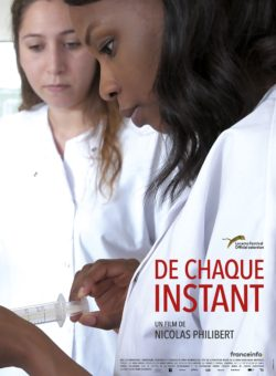 Nicolas Philibert, De chaque instant, documentaire affiche