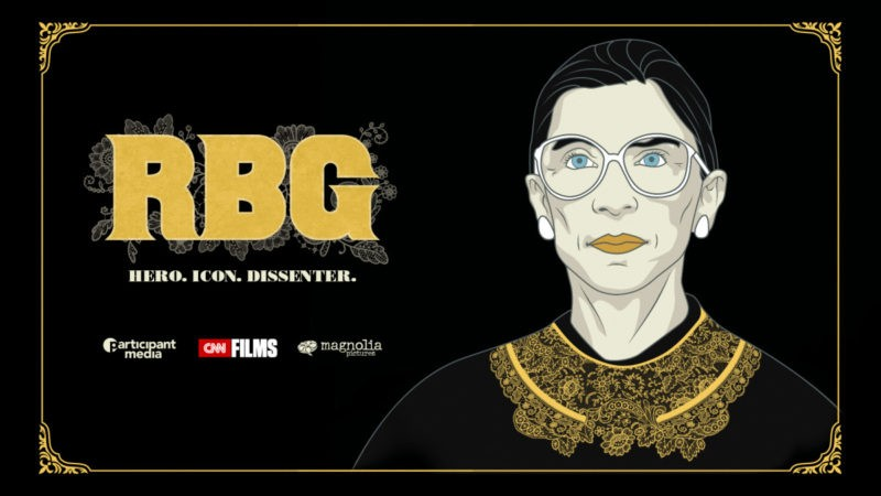 « RBG : Ruth Bader Ginsburg » : une découverte passionnante