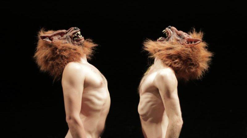 Alex Huot & Dave St-Pierre – «Fléau», une performance qui assume son titre