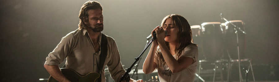 Bradley Cooper, A Star is Born, avec Lady Gaga