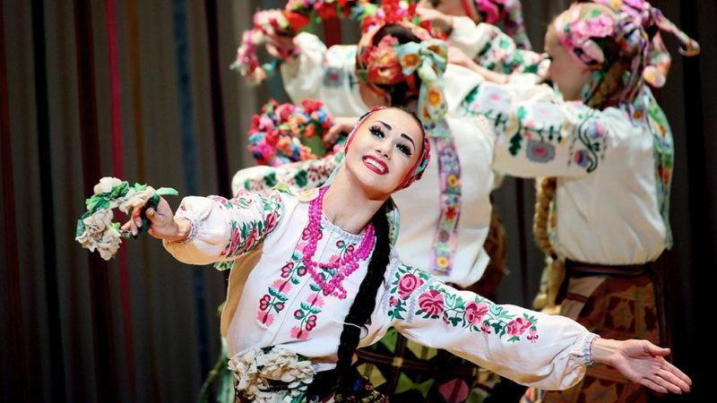 Myroslav Vantukh: «Notre danse porte l'histoire du peuple ukrainien»