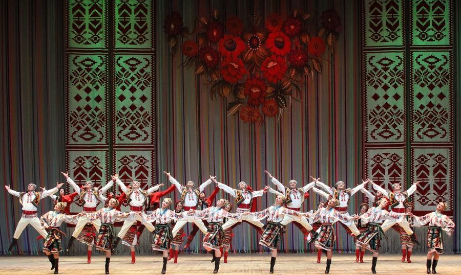 Ensemble folklorique national ukrainien Virsky (DR)