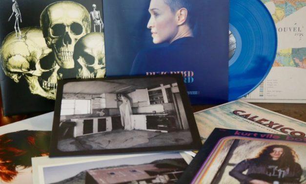 La Vinylothèque Ultime 2018 : nos 20 meilleurs vinyles de l'année
