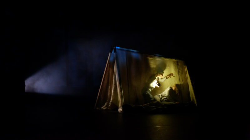 La tente compagnie du Sarment Elsa González Arroyo, Annick Weerts