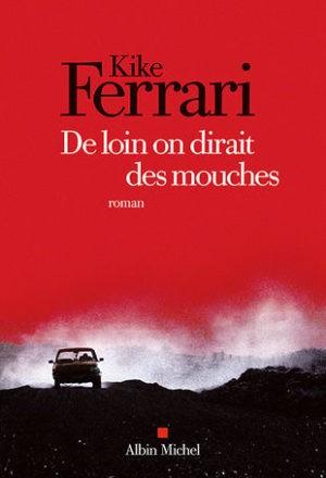 Kike Ferrari, De loin on dirait des mouches, Albin Michel