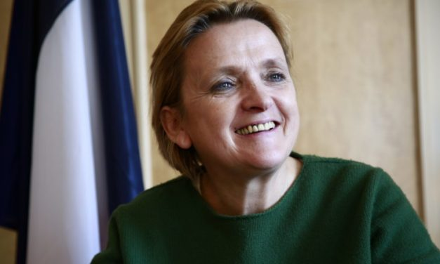Florence Berthout, femme politique et protectrice des arts