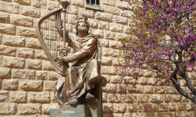 11 juin 1921 : du roi David au roi Arthur