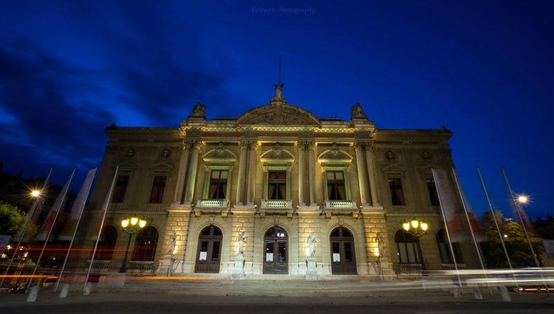 Le Grand Théâtre de Genève recrute un graphiste (h/f)