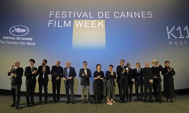 """Première """"Festival de Cannes Film Week"""" au K11 Musea à Hong Kong"""