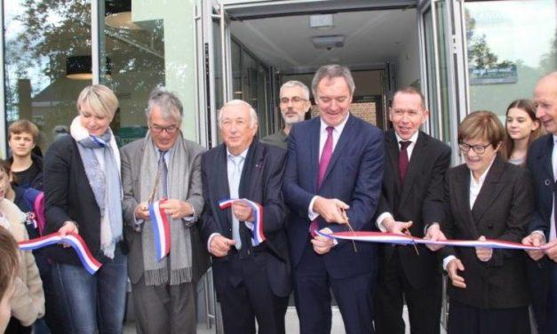 Hauts-de-France – Une nouvelle médiathèque à Landas
