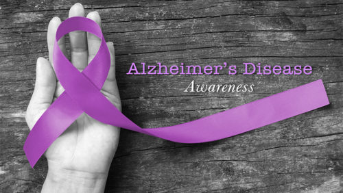November Is National Alzheimer's Disease Awareness Month