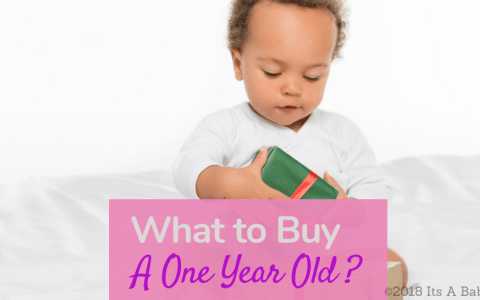 What to buy a 1 year old
